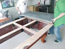 Pool table moves in Carson City Nevada