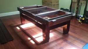 Correctly performing pool table installations, Carson City Nevada